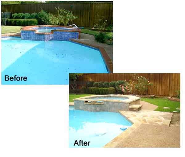 Fields Concrete Overlay Before and After